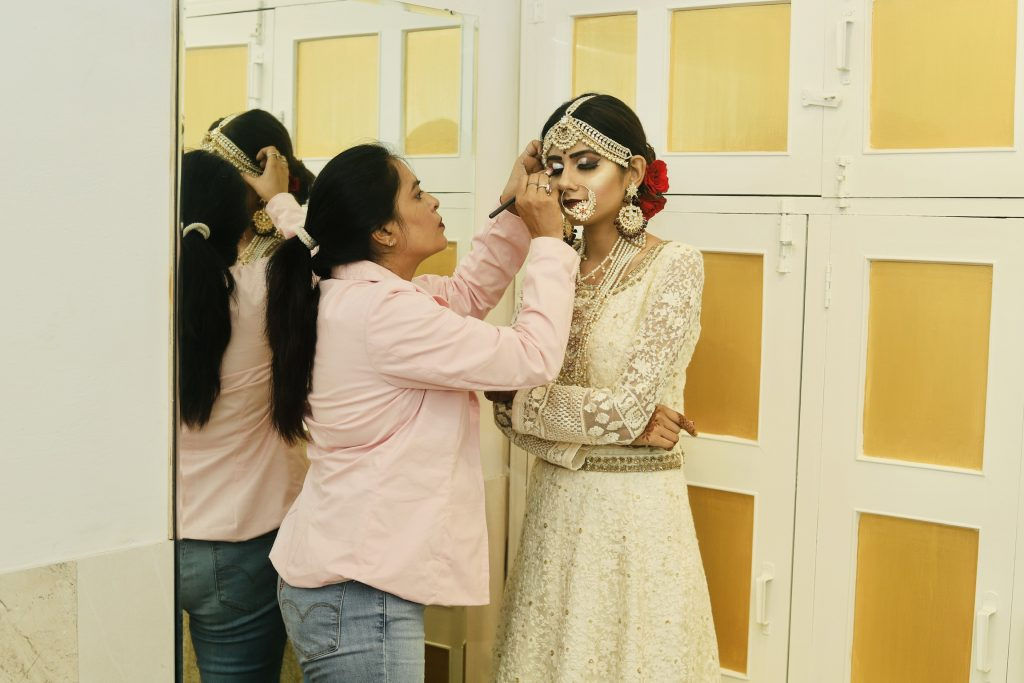 bollywood makeup artist in udaipur