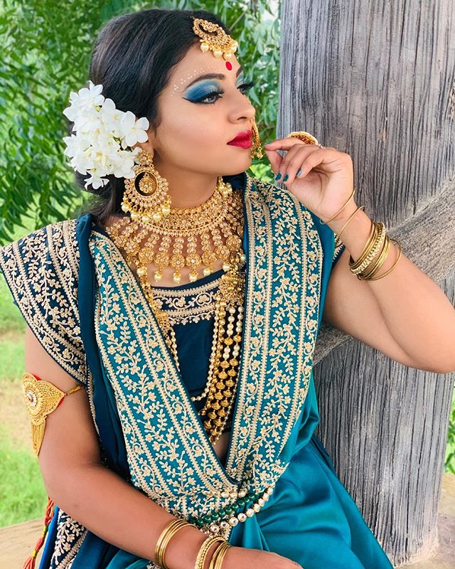 Best south indian makeup artist in udaipur